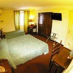 grand confort double /triple lit double et single
