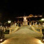 Park Hidalgo Night