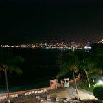 vista del balcón de habitación
