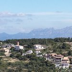 View of the Penedes Region