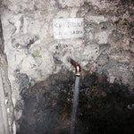la fontanella con acqua digestiva cercatela in paese