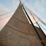 Massive sails