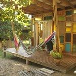 cabin @ mozambeat