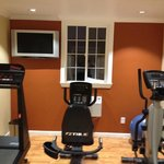 New Fitness Center & Guest Laundry