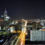 View, King Room, 33rd Floor, JW Marriott, Indianapolis, IN