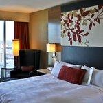 King Room, 33rd Floor, JW Marriott, Indianapolis, IN