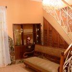 Ground floor & staircase