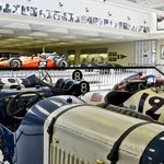 Hall of Fame Museum, Indianapolis Motor Speedway