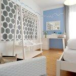 particolare suite Napoli