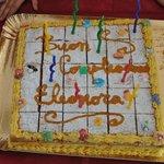 Panificio Bar Pasticceria Marc - torta compleanno di famiglia