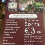 Wine bar Vogl'e Vino