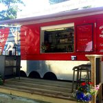 The T & A Trailer, ready to serve your favourite food!