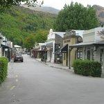 Street Scene, Arrowtown