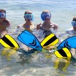 Fun snorkel day!
