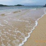 Stellar beach ...