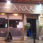 Anar Persian Restaurant and Wine Bar