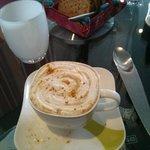 Soupe du jour façon Cappuccino