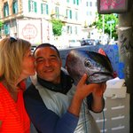 Fun with the Fish monger!