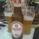 Cerveja Portuguesa.