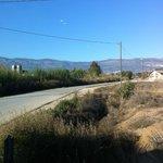 Vista de los Altos de Golán