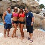 Beautiful playa linda employees