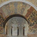 O portal do mihrab