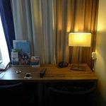 Mini-office.