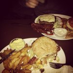 Cheesebacon Burger