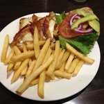 Chicken Club Sandwich