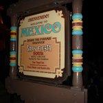 Mexico Restaurant at Disney, Epcot