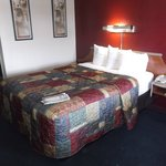 Very comfy room 242.