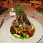 Herb de Provence New Zealand Rack of Lamb