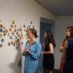 Scenes from the 2014 Skidmore College Art Department Senior Thesis Exhibition.