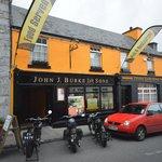 Burke's Bar & Restaurant , Clonbur