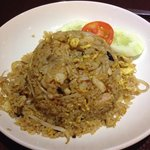 Seafood Fried Rice in XO Sauce