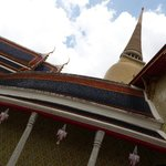 The Royal Cemetery and Chedi