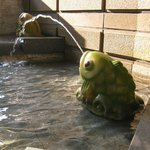 Fountains ground level