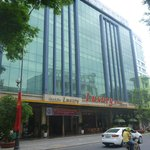 Luxury Hotel Danang from the front (formerly, Phuong Nam Hotel)