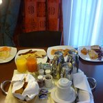 Room Service Included - Breakfast in Bed