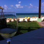 Lunch on the Beach!