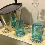 Water bottle/cups