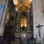 Main altar of the Igreja de São Pedro dos Clérigos in O Porto