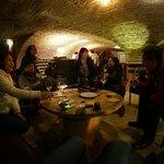 We enjoyed the wine selection