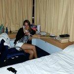 habitación 707