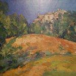 Cezanne: House Bellevue on the Hill