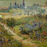 Van Gogh: Garden at Arles