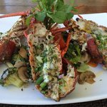 Grilled lobster - (Fresh)