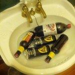 Beer bucket.....