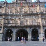 Plaza Mayor de Salamanca