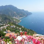 the best view over amalfi coast